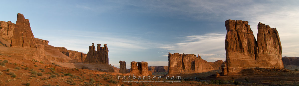 Barbee_110417_3_6858 |  Courthouse Towers at sunrise.
