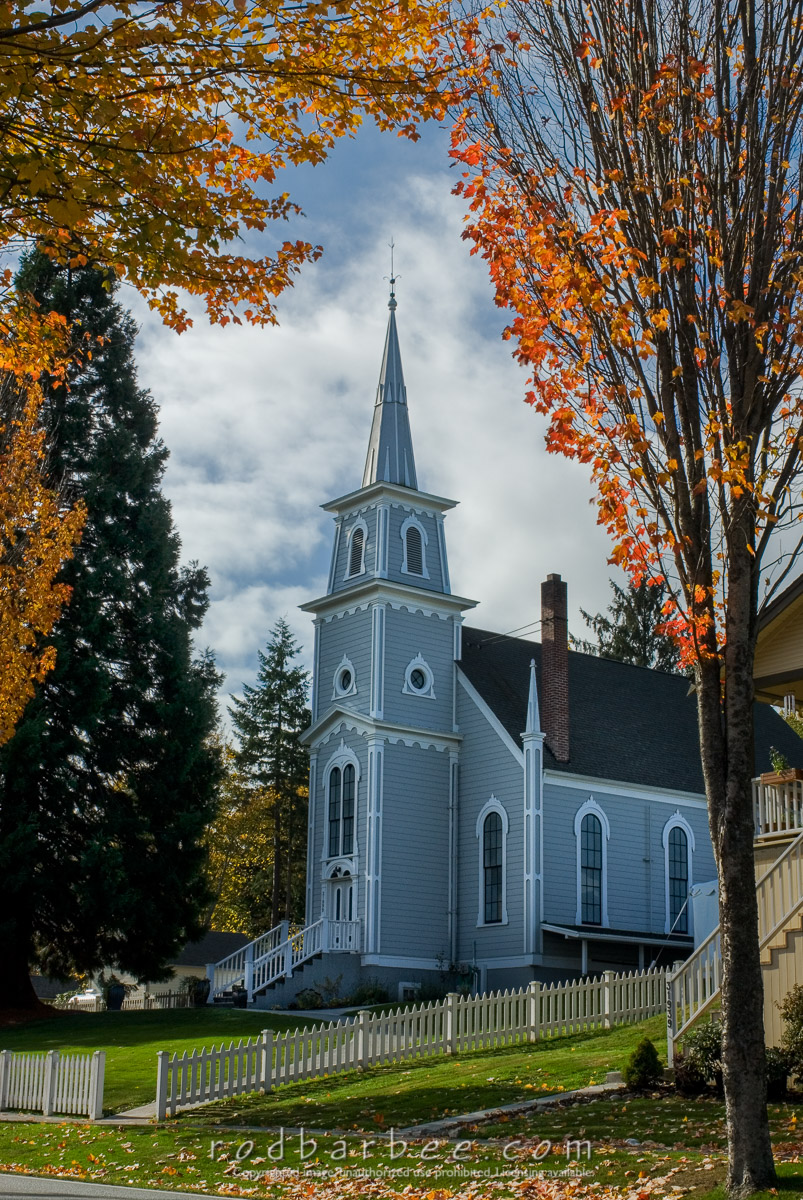 Barbee_0642_2_3777 |  St. Paul's Angelican Church. Autumn