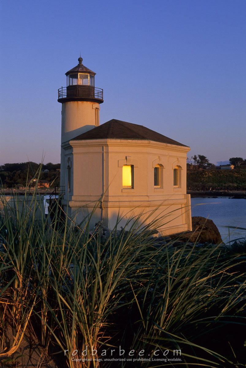 Barbee_12490 |  Coquille River Lighthouse