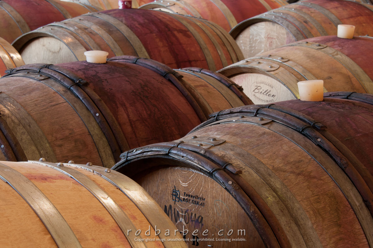 Barbee_131019_3_3458 |  Wine barrels, Maysara winery