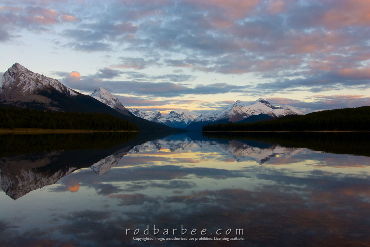 Barbee_070923_2_1068 |  Maligne Lake, Jasper National Park, Alberta