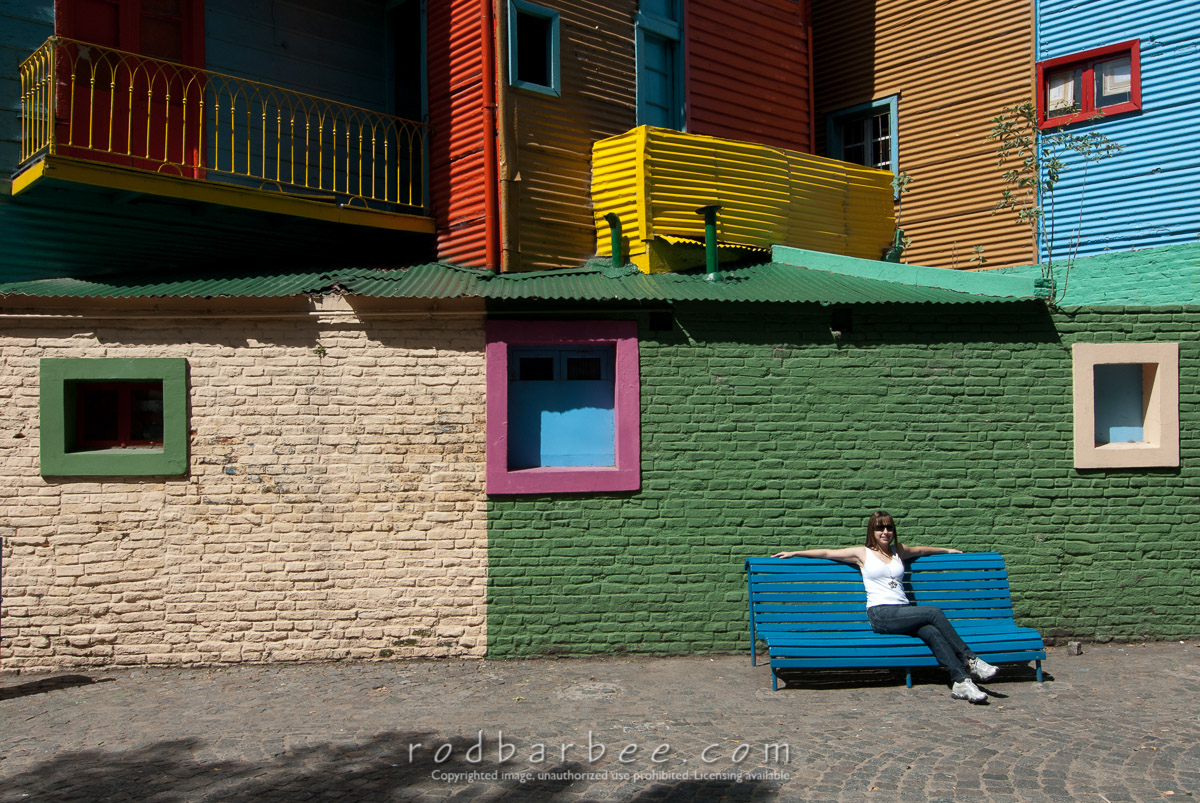Barbee_080214_2_4352 |  Colorful La Boca district of Buenos Aires